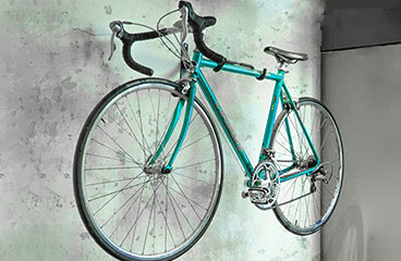 Soporte bicicletas pared