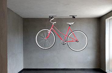 soportes de techo para bicicletas